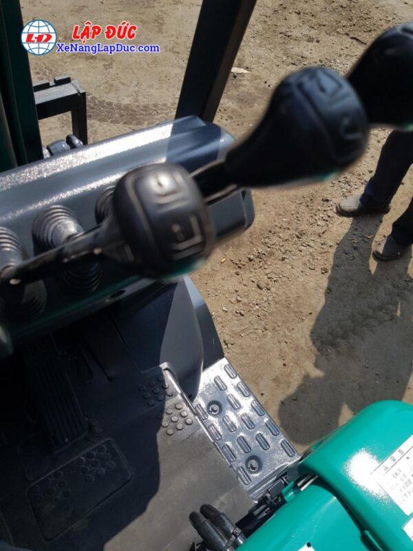 Xe nâng điện ngồi lái cũ 2 tấn KOMATSU FB20EX-11 giá rẻ