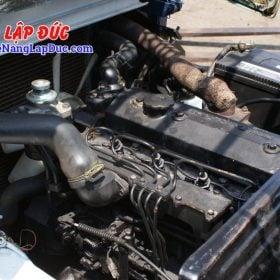 Xe nâng 3 tấn máy dầu KOMATSU FD30-10 #23197 giá rẻ