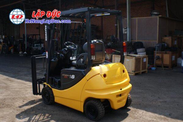 Xe nâng điện ngồi lái KOMATSU 1.8 tấn FB18-12