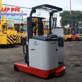 Xe nâng cũ động cơ điện 1.5 tấn NICHIYU FBR15 giá rẻ