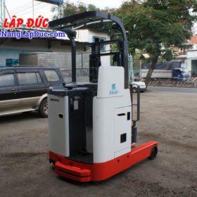 Xe nâng điện NICHIYU đứng lái 1.5 tấn FBR15 giá rẻ