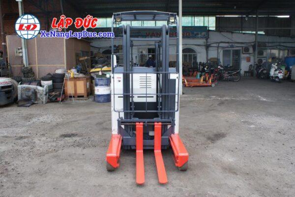 Xe nâng điện NICHIYU 1.5 tấn đứng lái FBR15 giá rẻ