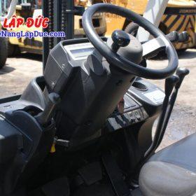 Xe nâng NISSAN 1 tấn xăng NP1F1 # 400155 giá rẻ