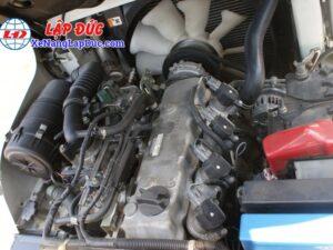 Xe nâng 1 tấn máy xăng NISSAN NP1F1 # 400155 giá rẻ
